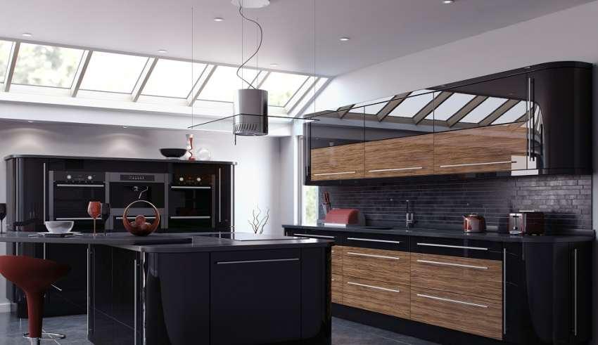 آشپزخانه مدرن و شیک طراجی آشپزخانه